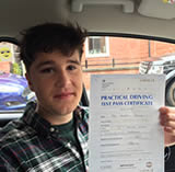 Pass your driving test with us